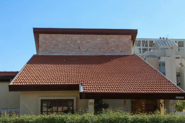 בניית גגות רעפים - סימנית גג לעד